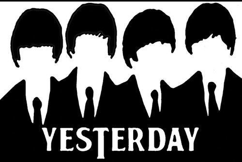 Image result for yesterday the beatles