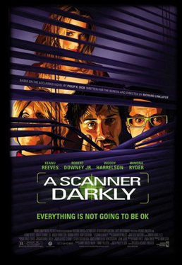 Image result for a scanner darkly